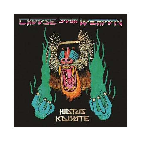 Hiatus Kaiyote - 'Choose Your Weapon (U.K. Version)' [(Black) Vinyl [2LP]]