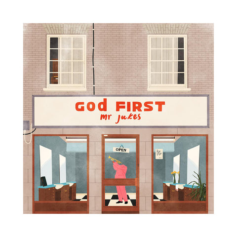 Mr Jukes - 'God First' [CD]