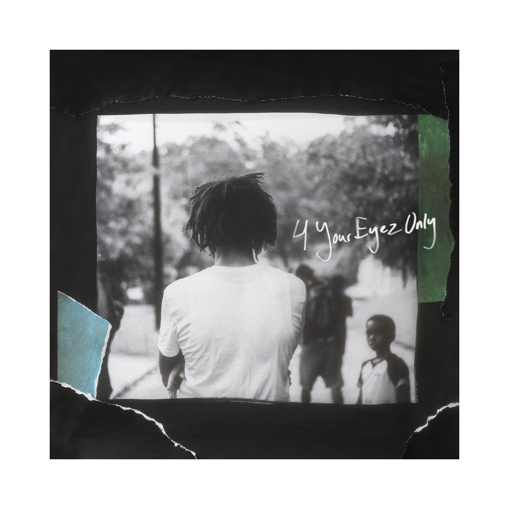 <!--120170428074955-->J. Cole - '4 Your Eyez Only' [(Black) Vinyl LP]