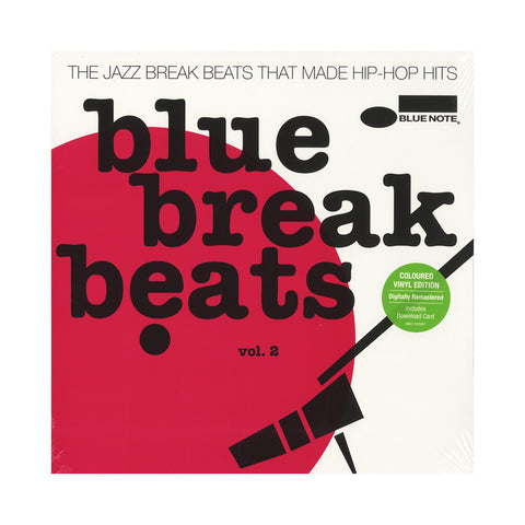 Various Artists - 'Blue Break Beats Vol. 2' [(Red) Vinyl [2LP]]
