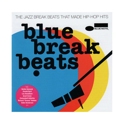 Various Artists - 'Blue Break Beats Vol. 1-3' [CD [3CD]]