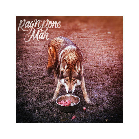 "[""Rag 'n' Bone Man - 'Wolves' [(Black) Vinyl EP]""]"