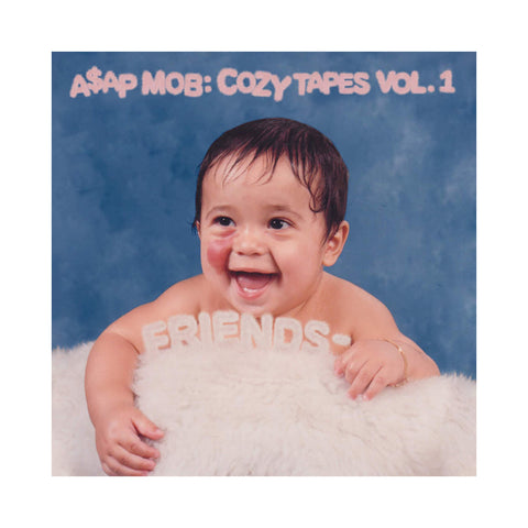 A$AP Mob - 'Cozy Tapes Vol. 1: Friends' [(Black) Vinyl LP]