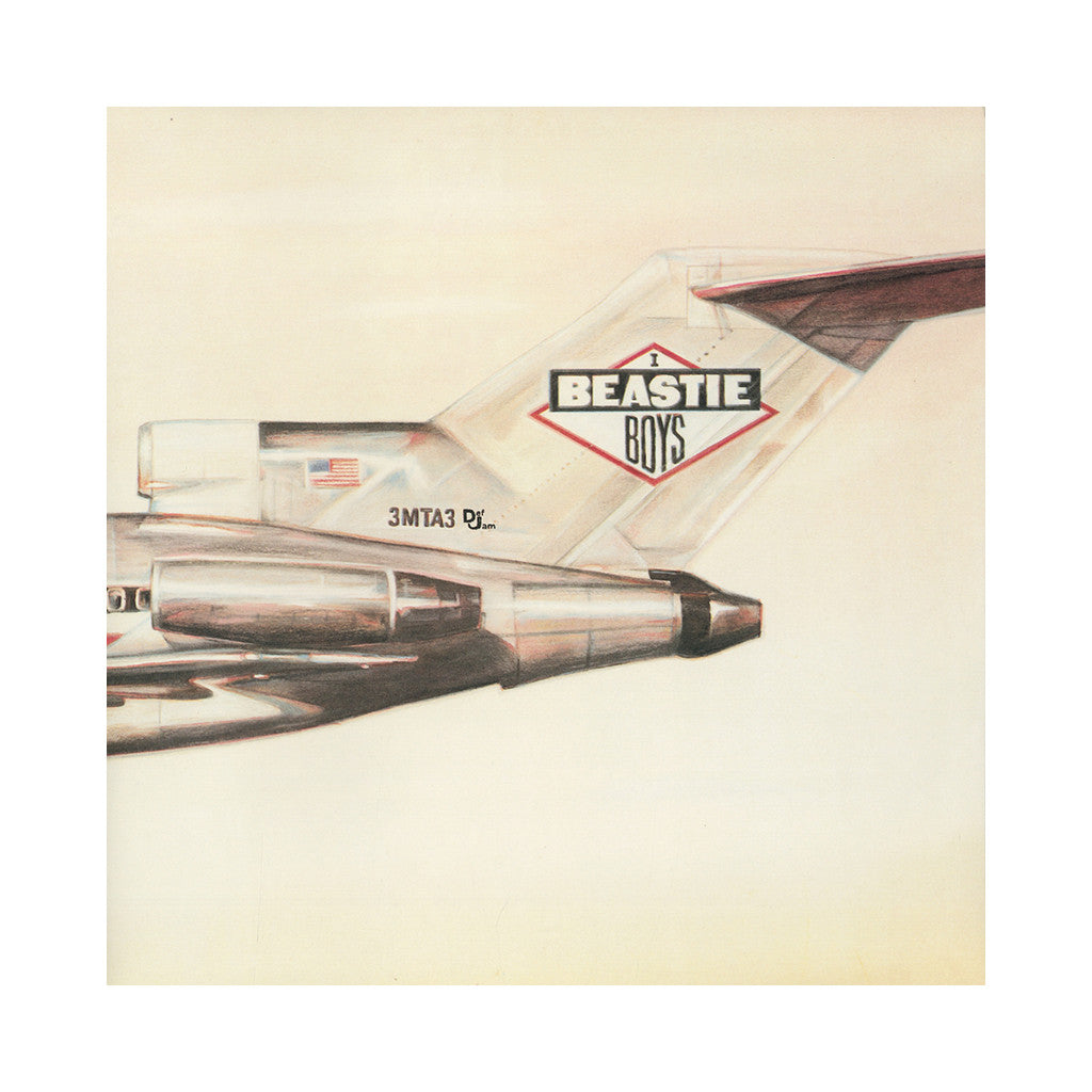 Beastie Boys - 'Licensed To ILL (30th Anniversary Edition)' [(Black) Vinyl LP]