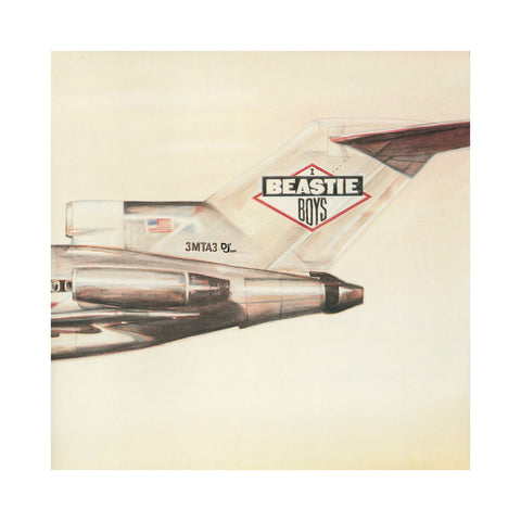 "[""Beastie Boys - 'Licensed To ILL (30th Anniversary Edition)' [(Black) Vinyl LP]""]"