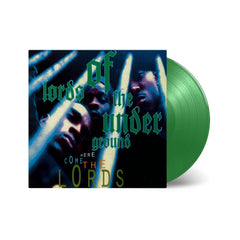 Lords Of The Underground - 'Here Come The Lords (25th Anniversary Edition)' [(Green) Vinyl [2LP]]
