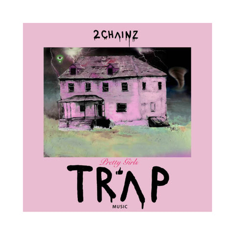 "[""2 Chainz - 'Pretty Girls Like Trap Music' [(Black) Vinyl [2LP]]""]"