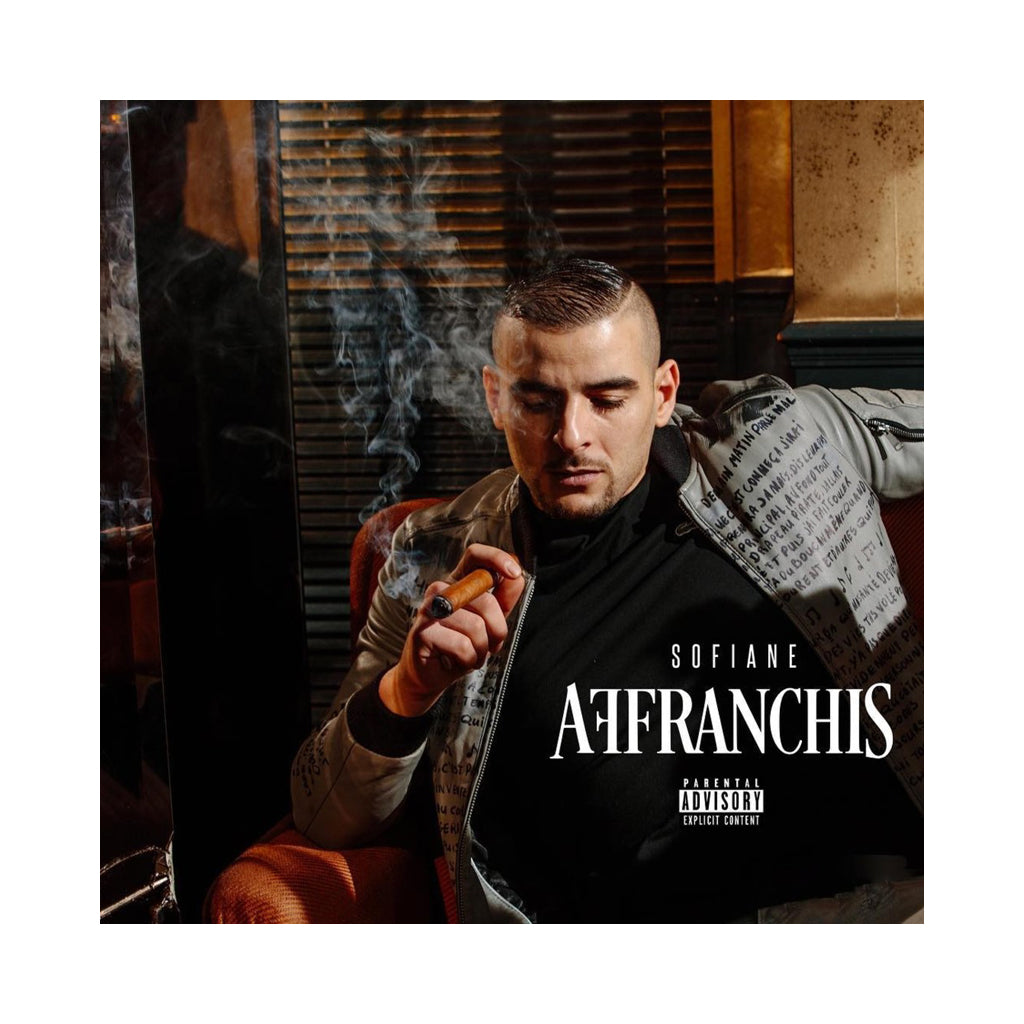 Sofiane - 'Affranchis' [CD]