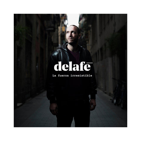 "[""Delafe - 'La Fuerza Irresistble' [CD]""]"