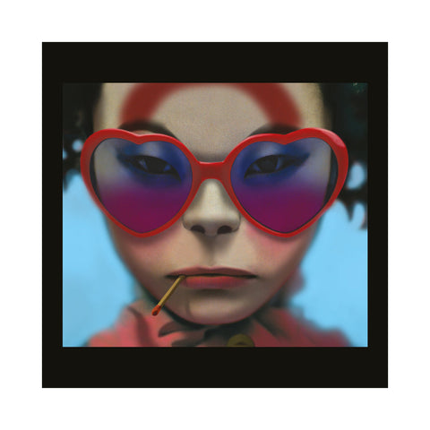 "[""Gorillaz - 'Humanz (Super Deluxe Edition)' [(Multi-Color) Vinyl [14x12\""]]""]"