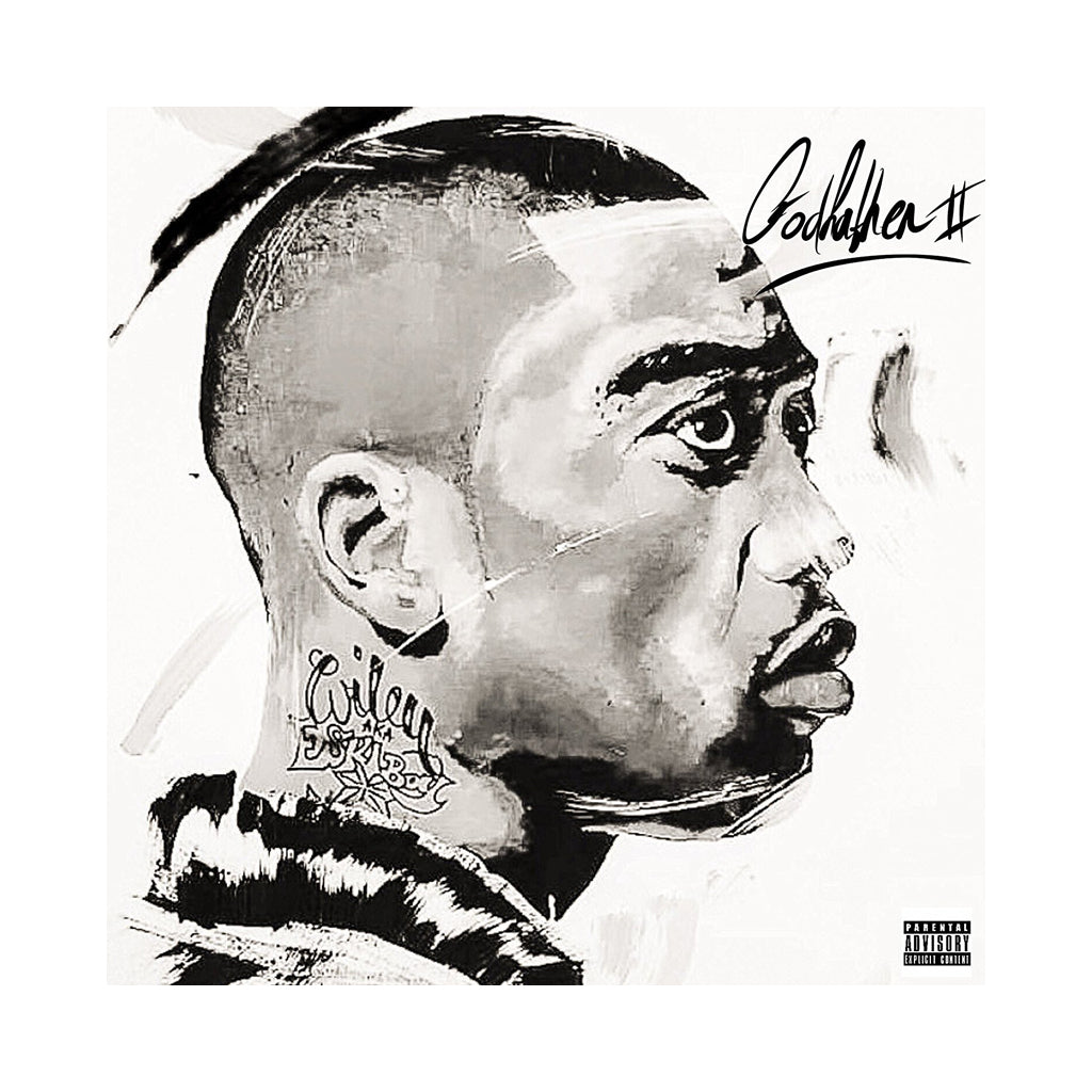 Wiley - 'Godfather II' [(Black) Vinyl [2LP]]