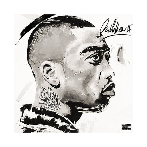 "[""Wiley - 'Godfather II' [(Black) Vinyl [2LP]]""]"