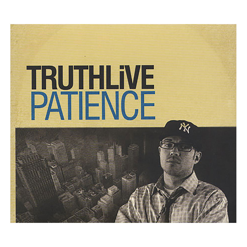 TRUTHLiVE w/ Jake One - 'Patience' [CD]
