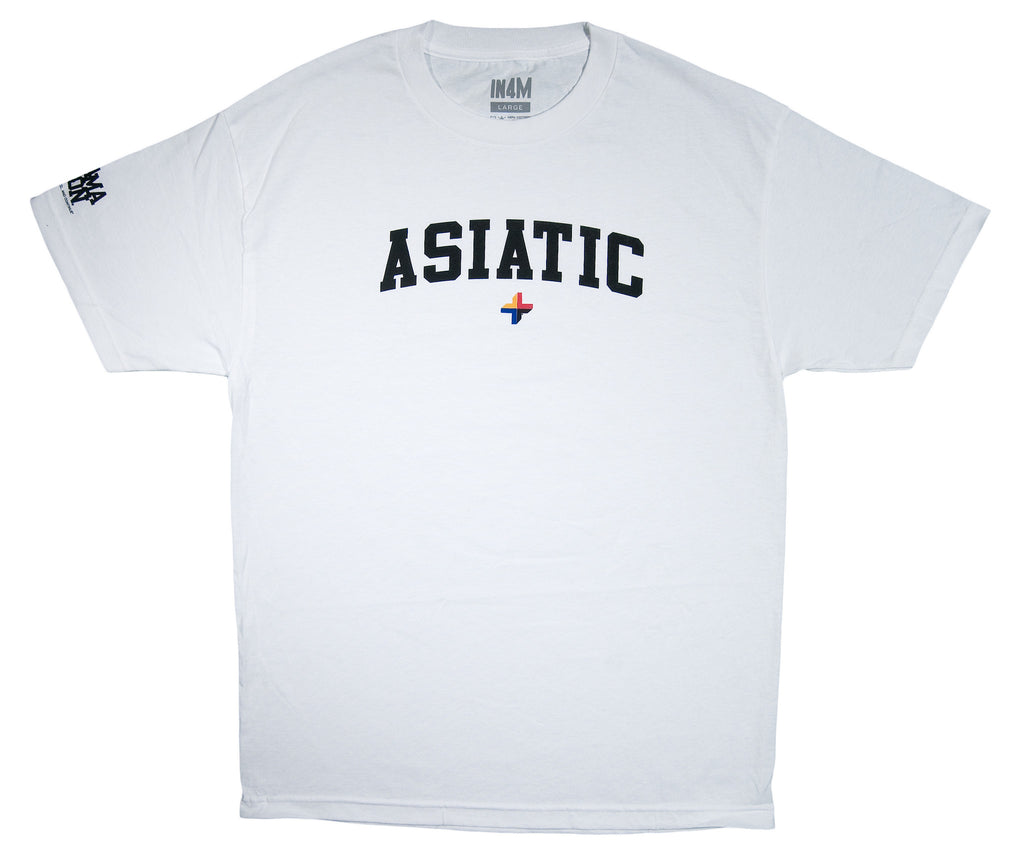 <!--2014081434-->In4mation - 'Asiatic' [(White) T-Shirt]