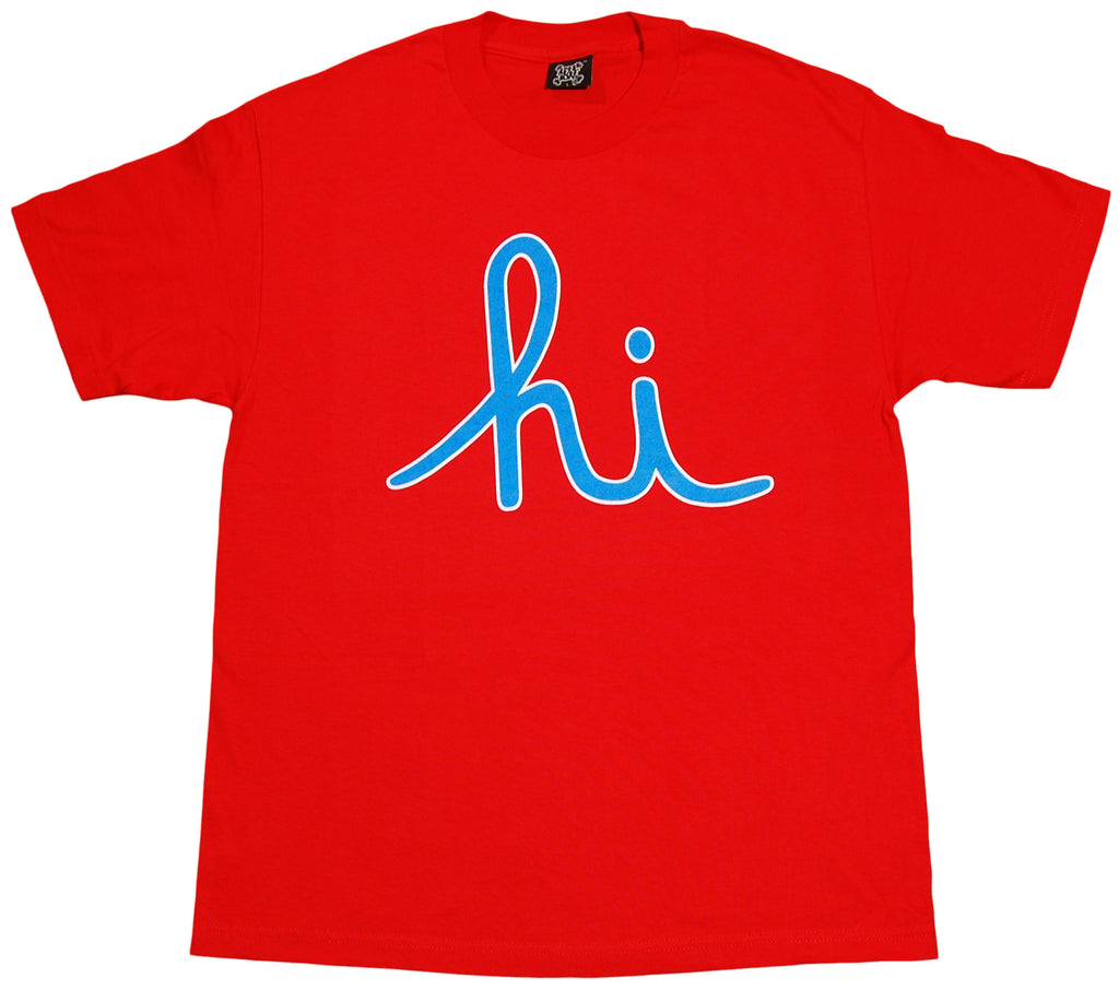 In4mation - 'Hi - New England' [(Red) T-Shirt]