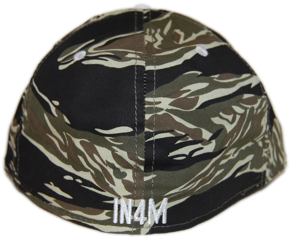 <!--2013010830-->In4mation - 'Hi - Tigerstripe' [(Camo Pattern) Fitted Hat]