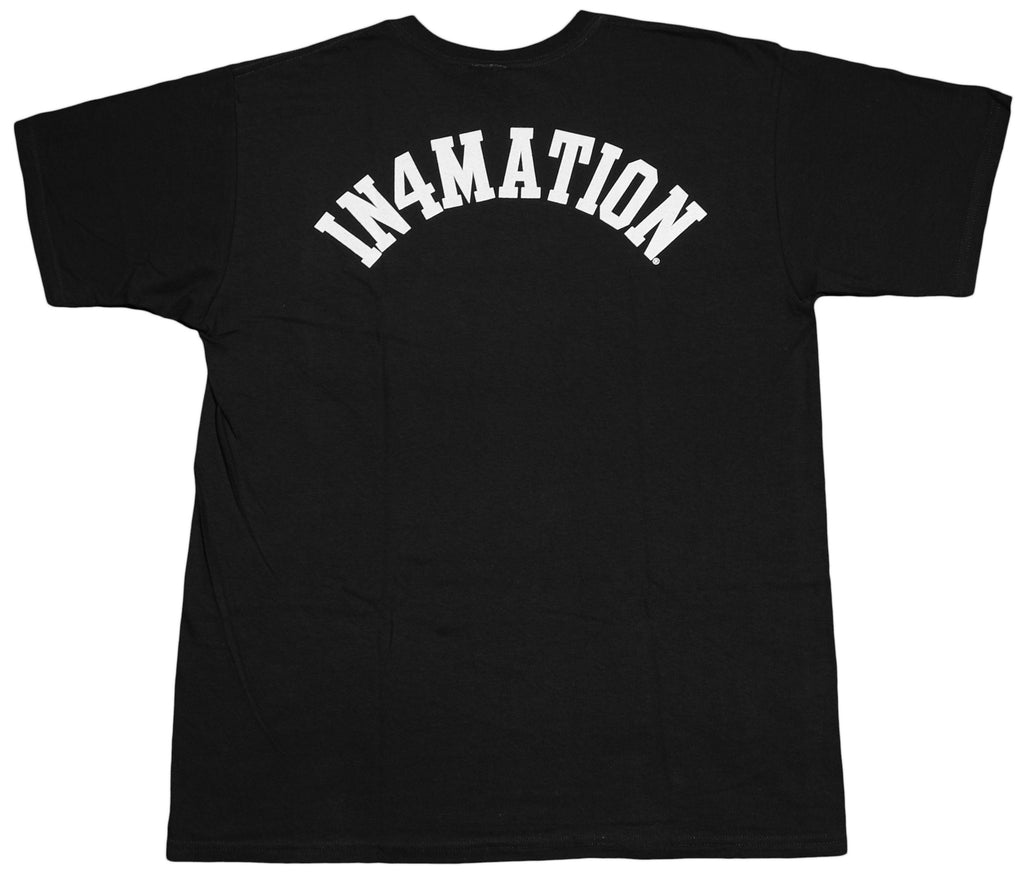 <!--2012061230-->In4mation - 'Team Player' [(Black) T-Shirt]