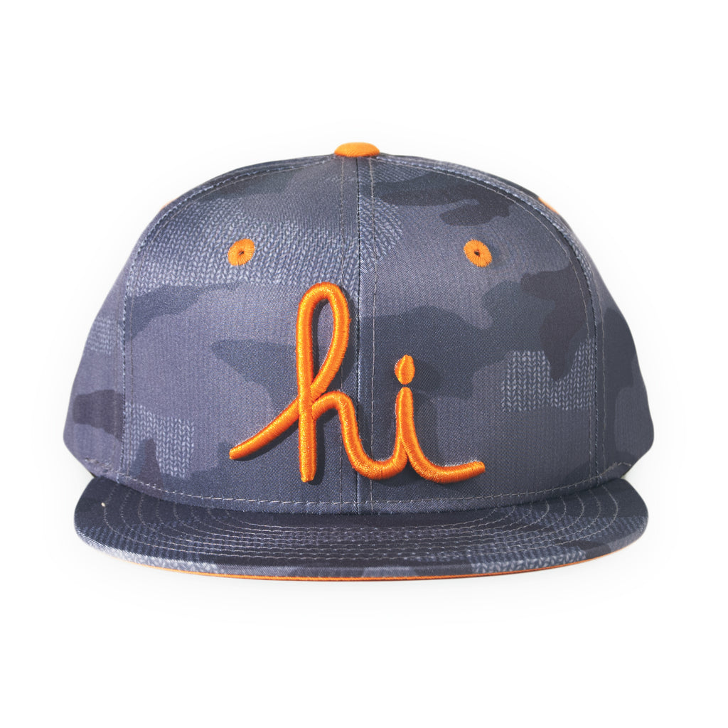 In4mation - 'Hi - SF' [(Camo Pattern) Snap Back Hat]