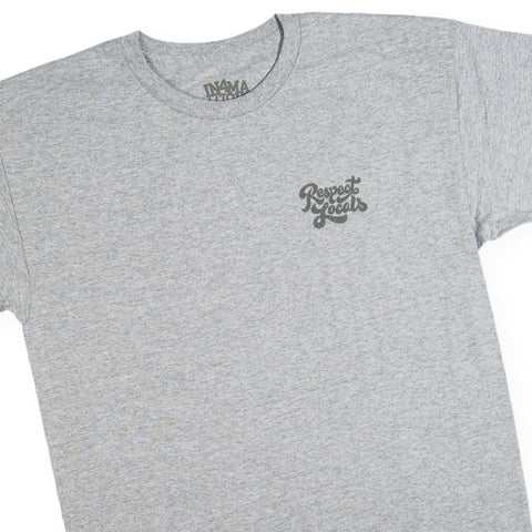 In4mation - 'Respect' [(Gray) T-Shirt]