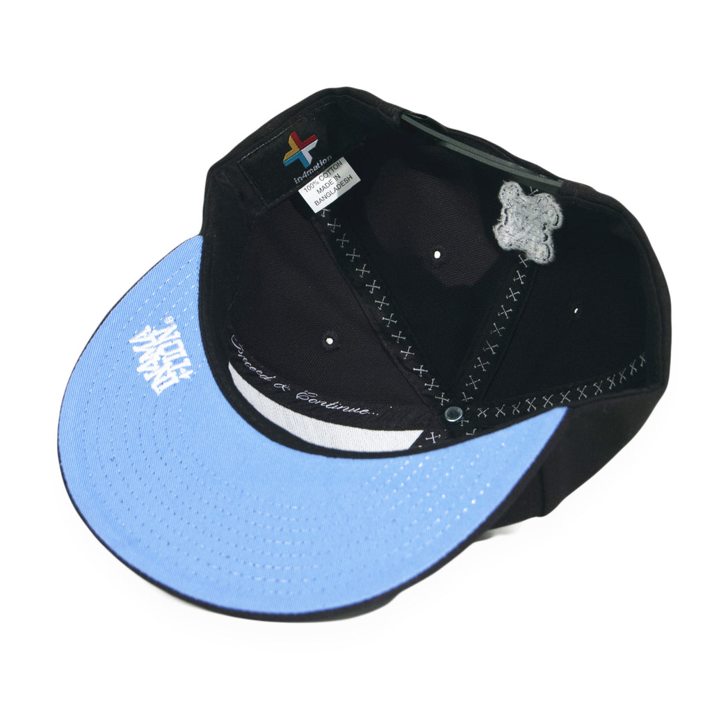 <!--020160805073967-->In4mation - 'Dualtone' [(Black) Snap Back Hat]