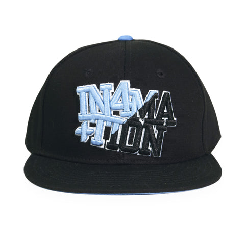 In4mation - 'Dualtone' [(Black) Snap Back Hat]