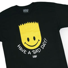 <!--020160907074094-->In4mation - 'Have A Rad Day' [(Black) T-Shirt]