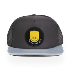 In4mation - 'Have A Rad Day' [(Dark Gray) Snap Back Hat]