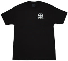 <!--2012091154-->In4mation - 'Crossbats' [(Black) T-Shirt]