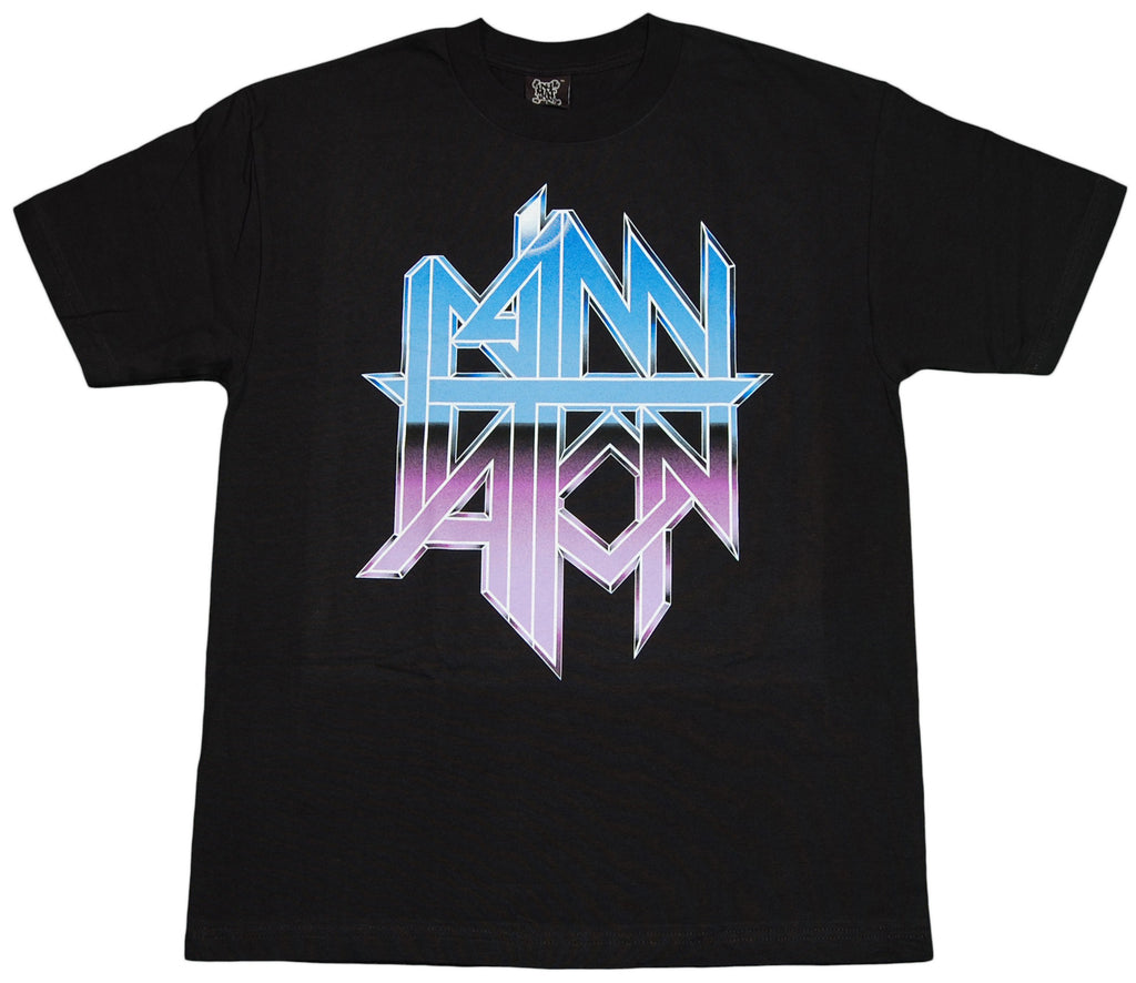 <!--2012032037-->In4mation - 'Heavy Metal' [(Black) T-Shirt]