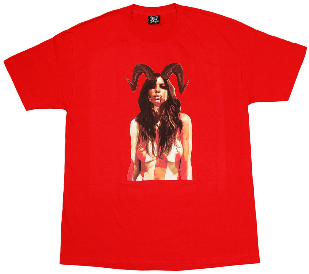 <!--2012032054-->In4mation - 'She Devil' [(Red) T-Shirt]