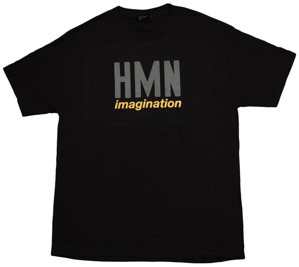 <!--2012103054-->In4mation - 'Human Imagination' [(Black) T-Shirt]
