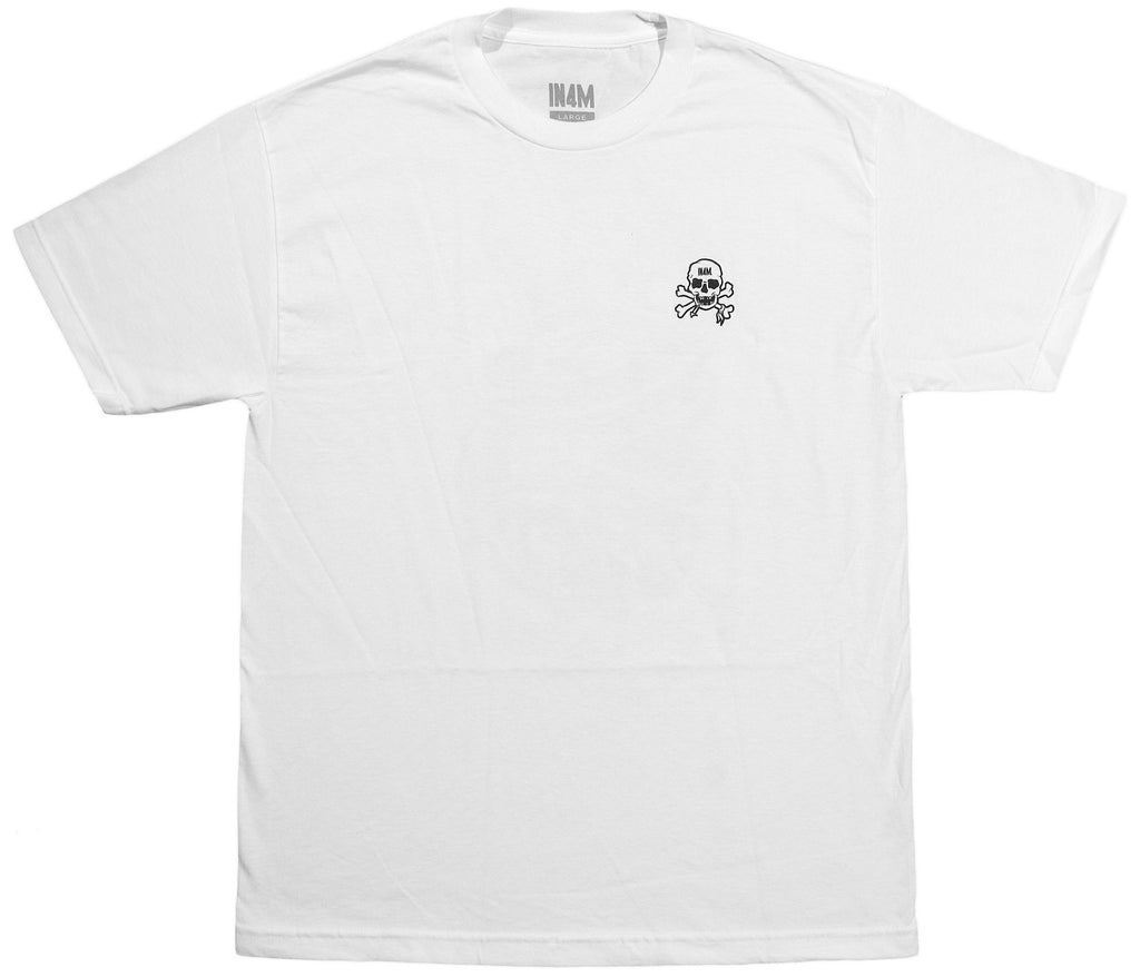 <!--2013102249-->In4mation - 'Poison Crew' [(White) T-Shirt]