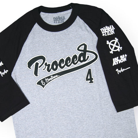 In4mation - 'Proceed - Bay' [(Gray) T-Shirt]