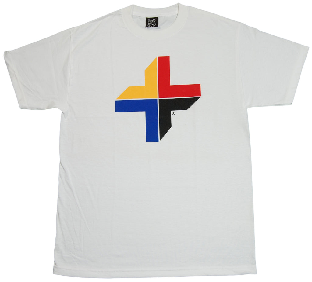 <!--2011092741-->In4mation - 'Positives' [(White) T-Shirt]
