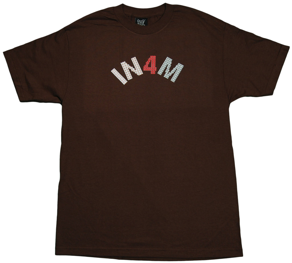 <!--2011092758-->In4mation - 'LSD' [(Brown) T-Shirt]
