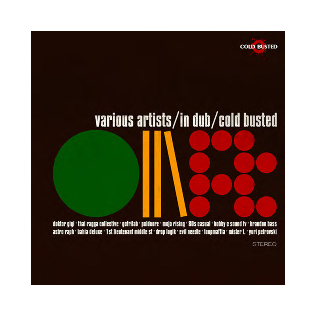 Various Artists - 'In Dub' [CD]
