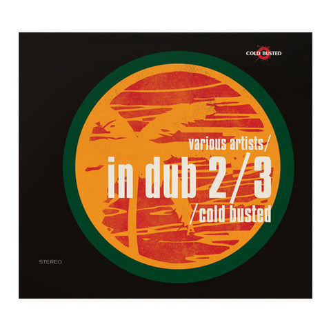 Various Artists - 'In Dub 2 & 3' [CD [2CD]]