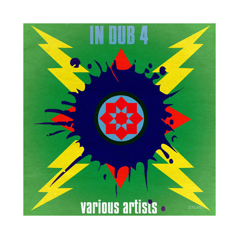 "[""Various Artists - 'In Dub 4' [CD]""]"