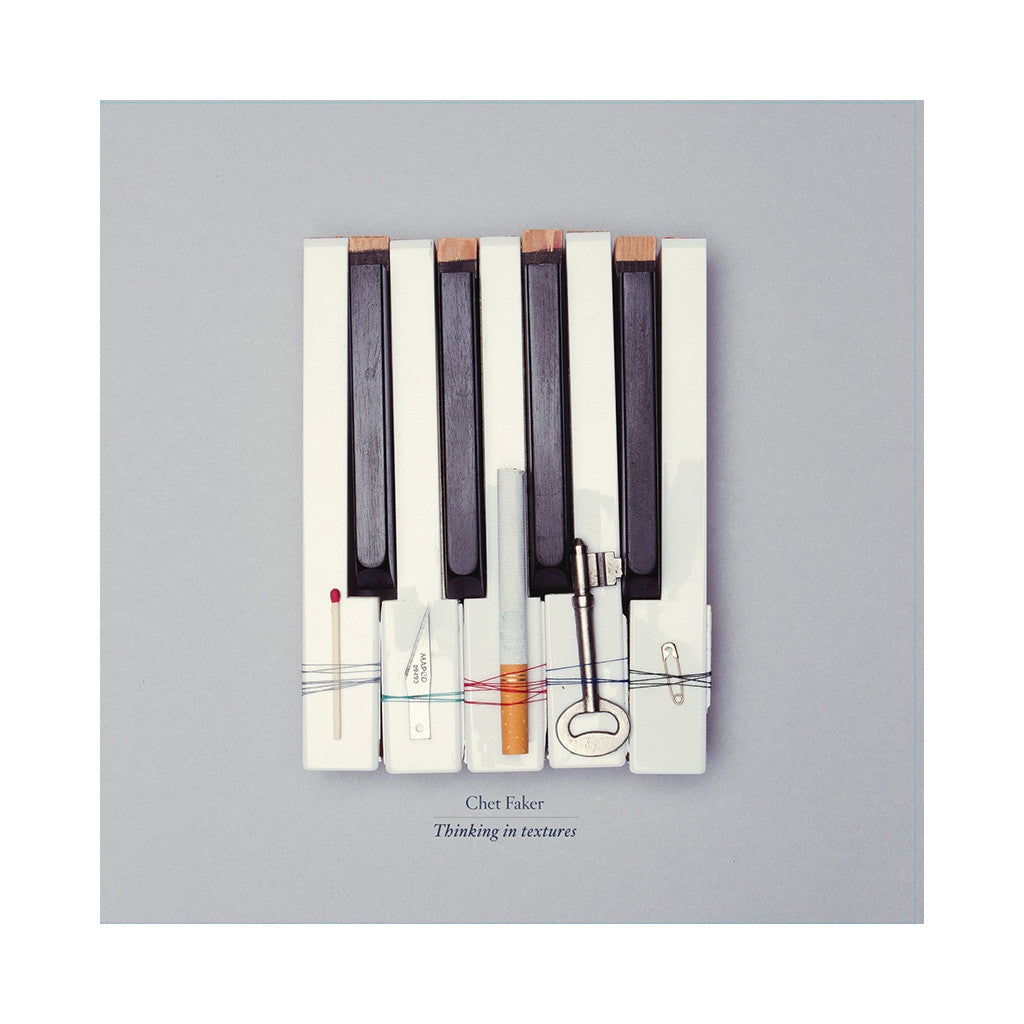 <!--120120323004215-->Chet Faker - 'Thinking In Textures EP' [CD]