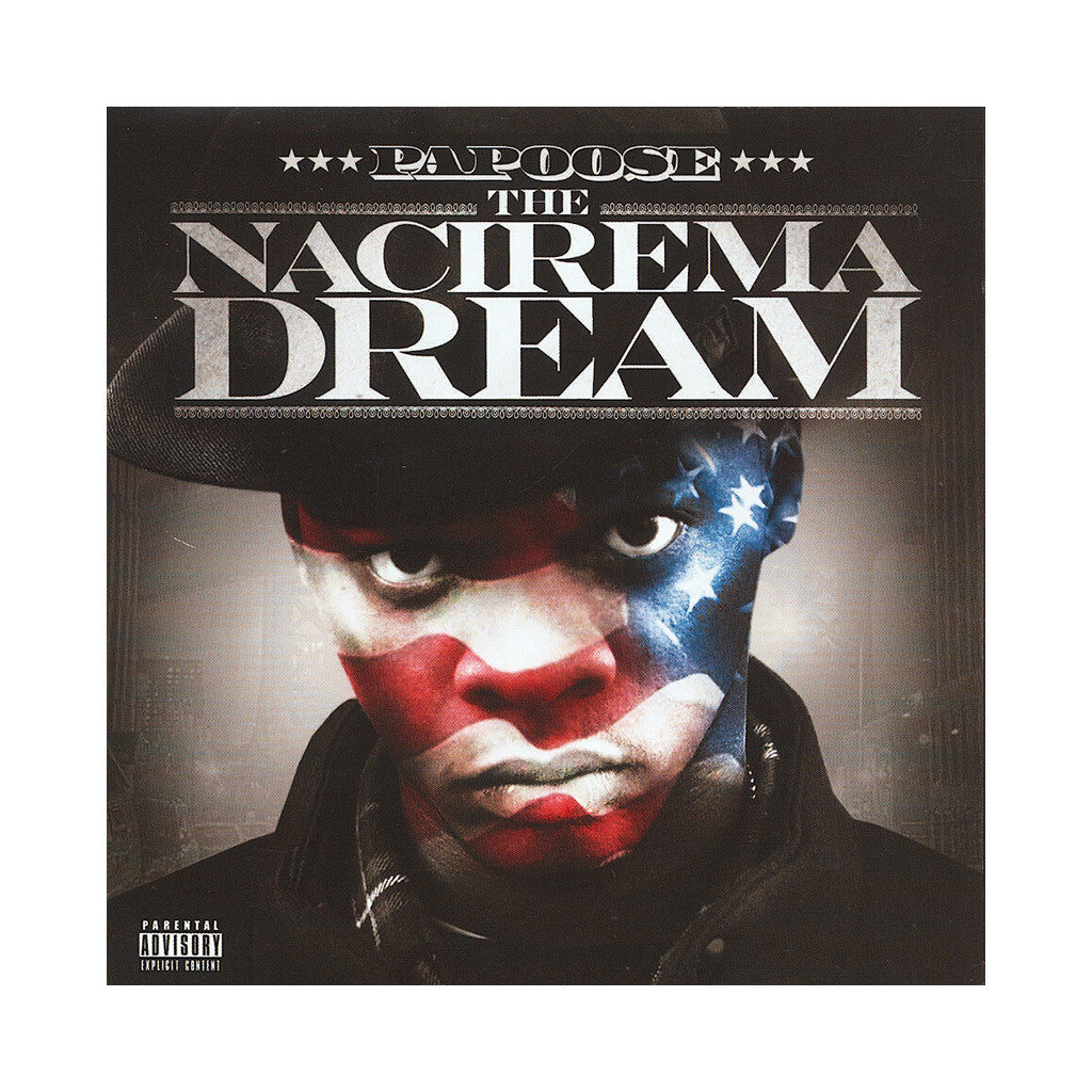 <!--120130326053535-->Papoose - 'The Nacirema Dream' [CD]
