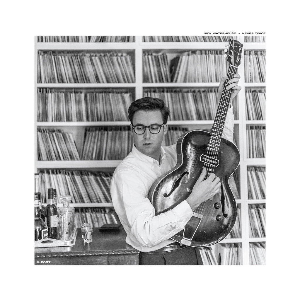 Nick Waterhouse - 'Never Twice' [(Black) Vinyl LP]