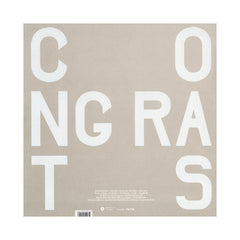 Holy Fuck - 'Congrats' [(Black) Vinyl LP]