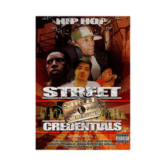 <!--020060425007065-->'Street Credentials' [DVD]