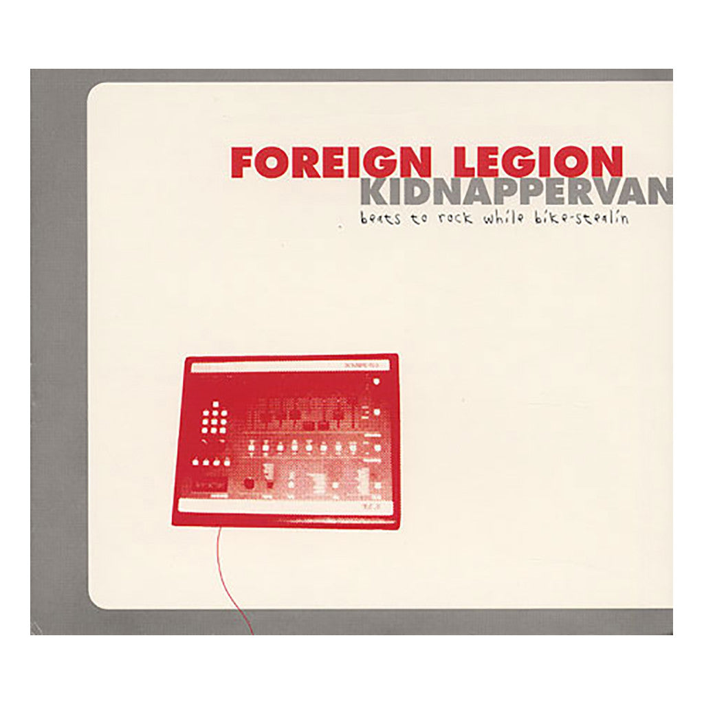 <!--2000080748-->Foreign Legion - 'Meanwhile' [Streaming Audio]