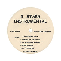 <!--019910115012183-->Gang Starr - 'Step In The Arena (Instrumentals)' [(Black) Vinyl [2LP]]