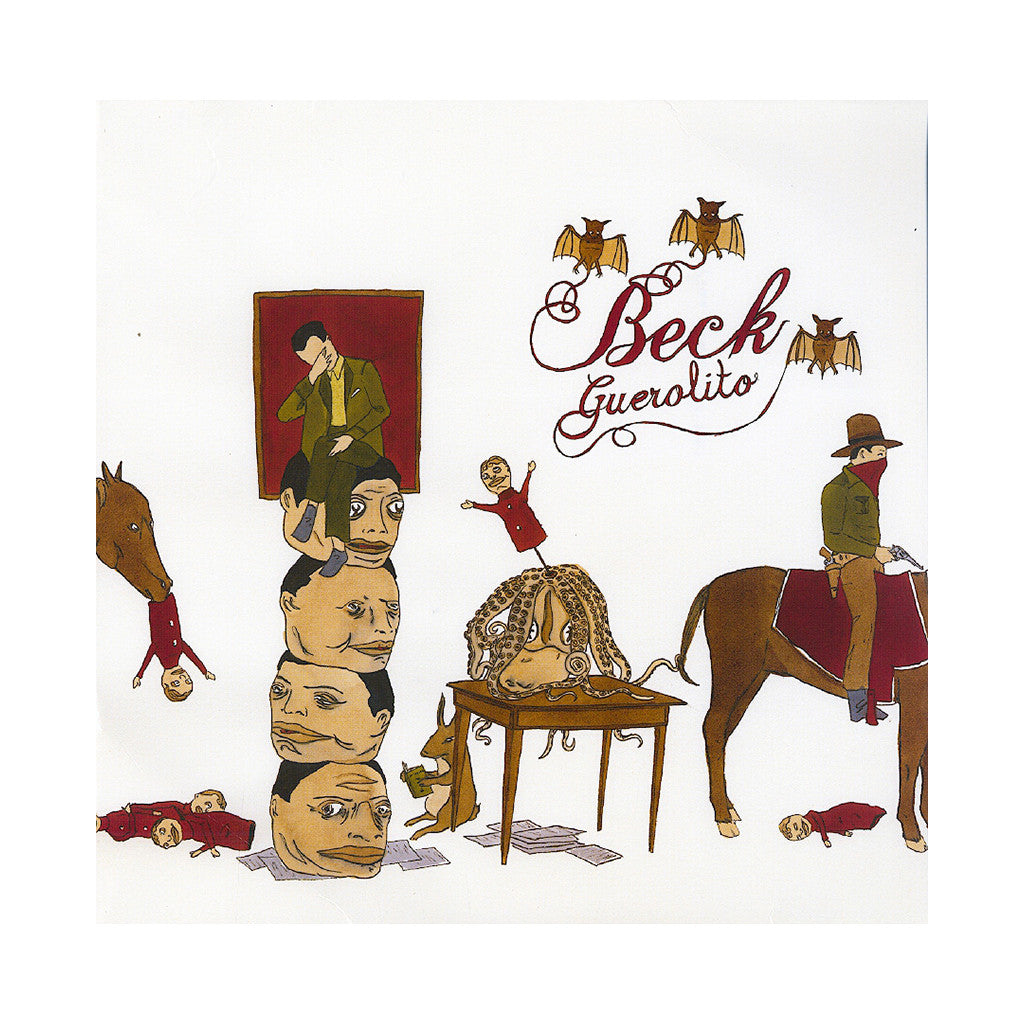 <!--120051213004568-->Beck - 'Guerolito (Guero Remixes)' [(Black) Vinyl [2LP]]