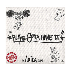 <!--120101019023429-->Von Pea - 'Pea's Gotta Have It' [CD]