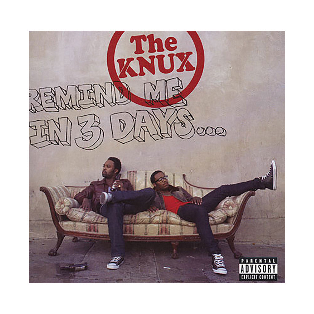 The Knux - 'Remind Me In Three Days' [CD]