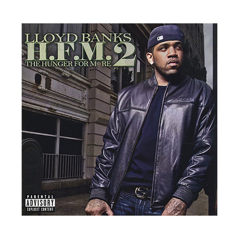 Lloyd Banks - 'The Hunger For More 2 (H.F.M. 2)' [CD]