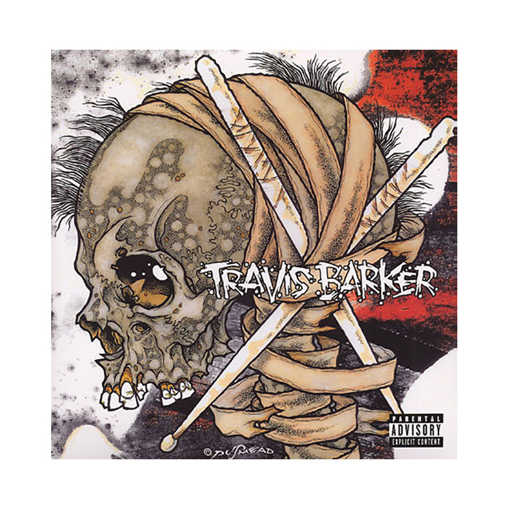 Travis Barker - 'Give The Drummer Some (Deluxe Edition)' [(Black) Vinyl [2LP]]